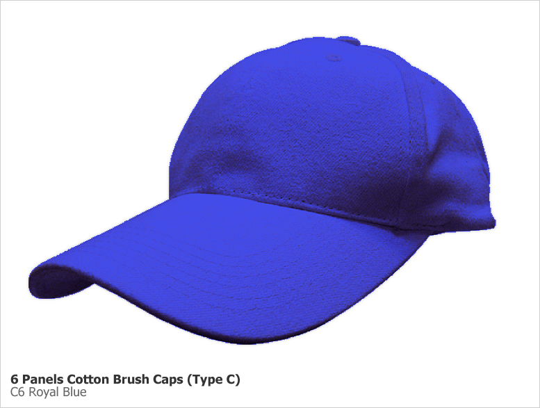 C6 Royal Blue