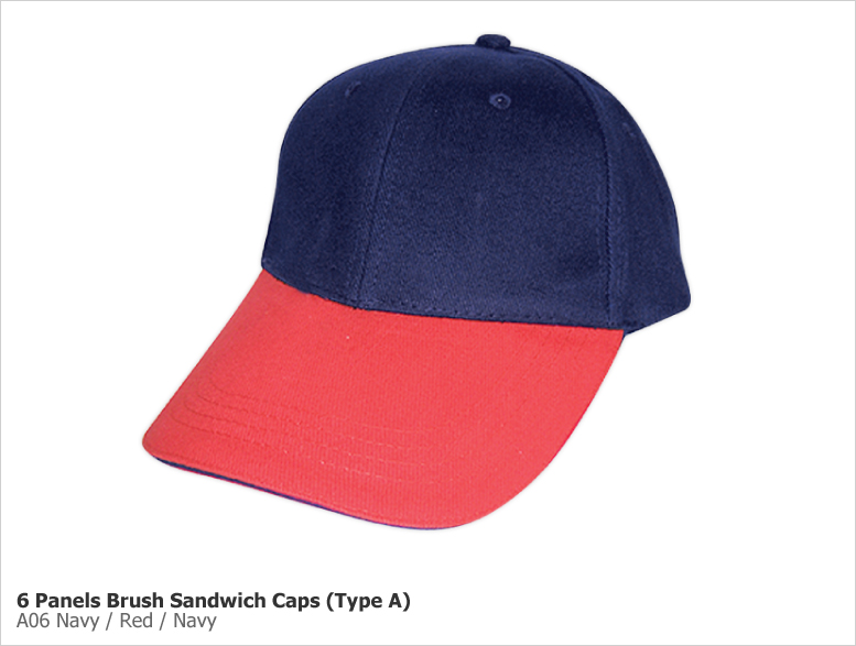 A06 Navy / Red / Navy