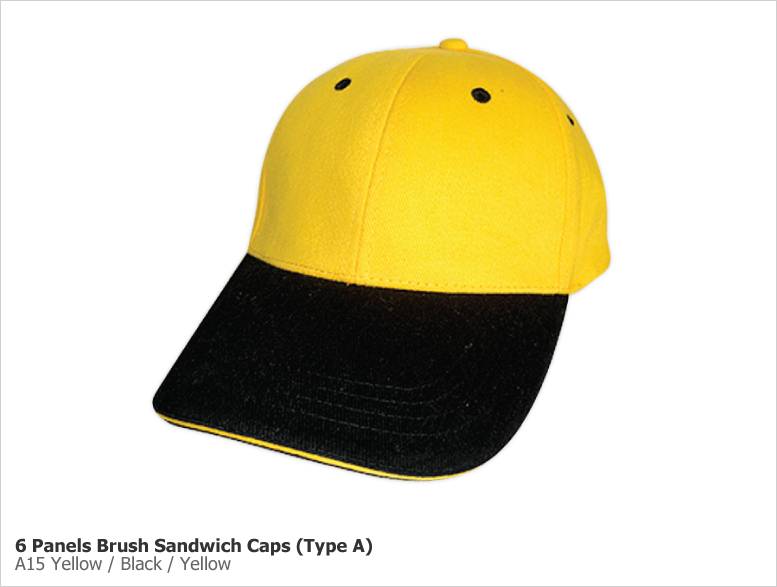A15 Yellow / Black / Yellow